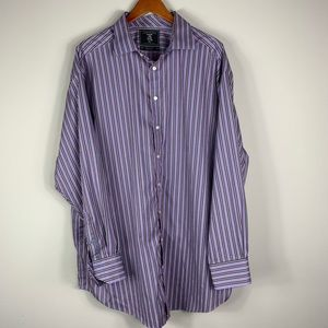 Maker and Company Long Sleeve Button Up (2XL)